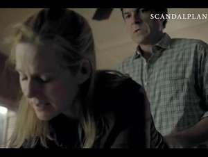 Laura Linney Blowjob & Sex Scene 'Ozark' Series On ScandalPlanetCom