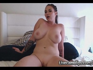 Amateur Cam Busty Voluptuous Babe Will Give You A Boner Right Away!