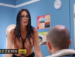 Big Tits at School - (Reagan Foxx, Scott Nails) - Domme Teacher - Brazzers