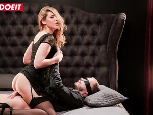 LETSDOEIT - Astonishing Babe Sybil Goes Hardcore In Hot Fantasy Sex