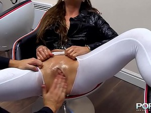 Fisting and Squirting Cathy Heaven